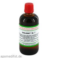 Solunat Nr. 7, 100 ML, Laboratorium Soluna Heilmittel GmbH
