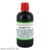 Solunat Nr. 8, 100 ML, Laboratorium Soluna Heilmittel GmbH