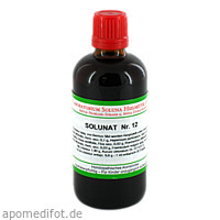 Solunat Nr. 12, 100 ML, Laboratorium Soluna Heilmittel GmbH
