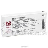 NERVUS OCULOMOTORIU GL D30, 10X1 ML, Wala Heilmittel GmbH