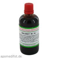 Solunat Nr. 16, 100 ML, Laboratorium Soluna Heilmittel GmbH