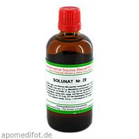 Solunat Nr. 20, 100 ML, Laboratorium Soluna Heilmittel GmbH
