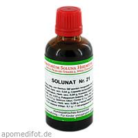 Solunat Nr. 21, 50 ML, Laboratorium Soluna Heilmittel GmbH