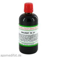 Solunat Nr. 21, 100 ML, Laboratorium Soluna Heilmittel GmbH