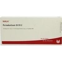 PERIODONTIUM GL D12, 10X1 ML, Wala Heilmittel GmbH