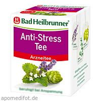 Bad Heilbrunner Anti-Stress-Tee, 8X1.75 G, Bad Heilbrunner Naturheilm. GmbH & Co. KG