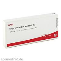 REGIO SUBSTA NIGRAE GL D 6, 10X1 ML, Wala Heilmittel GmbH
