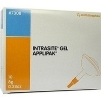 IntraSite Gel Hydrogel Wundreiniger, 10X8 G, Bios Medical Services GmbH