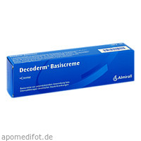 DECODERM Basiscreme, 100 G, Almirall Hermal GmbH