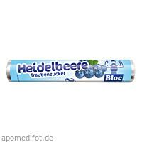 BLoc Traubenzucker Rolle Heidelbeere, 1 ST, Dr. A. & L. Schmidgall GmbH & Co. KG