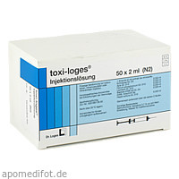 toxiLoges Injektionslösung, 50X2 ML, Dr. Loges + Co. GmbH