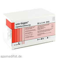 uroLoges Injektionslösung, 50X2 ML, Dr. Loges + Co. GmbH