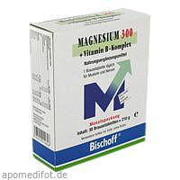 Magnesium-Brausetablette 300, 30 ST, Dr. Gottschalk Nahrungsmittel GmbH & Co. KG