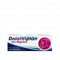 Dolortriptan bei Migräne, 2 ST, Johnson & Johnson GmbH (Otc)
