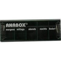 ANABOX Tagesbox grün, 1 ST, Wepa Apothekenbedarf GmbH & Co. KG