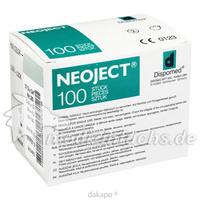 NEOJECT KAN NR 20 0.4X19MM, 100 ST, DISPOMED GmbH & Co. KG