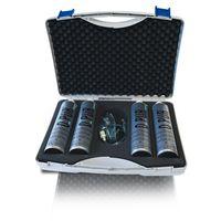 O PUR Sauerstoff Koffer-Set mit Maske, 1 ST, Imp GmbH International Medical Products