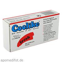 COOLIKE FRESH, 5 ST, Coolike-Regnery GmbH