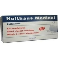 Cottonamid Kurzzugbinde 5mx10cm, 10 ST, Holthaus Medical GmbH & Co. KG