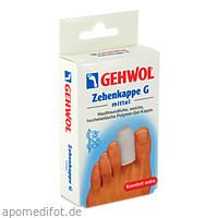 GEHWOL Polymer-Gel Zehenkappe G mittel, 2 ST, Eduard Gerlach GmbH
