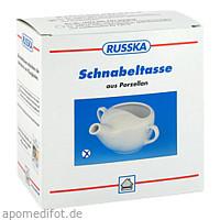 SCHNABELTASSE PORZELLAN, 1 ST, Ludwig Bertram GmbH