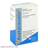 Acetocaustin LÖ FP MP, 0.5 ML, Hormosan Pharma GmbH