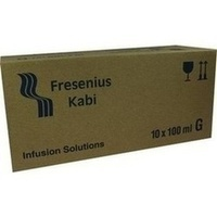 NATRIUM HYDROG CARB 8.4%GL, 10X100 ML, Fresenius Kabi Deutschland GmbH