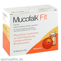 Mucofalk Fit Beutel, 20 ST, Dr. Falk Pharma GmbH