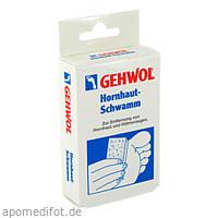 GEHWOL HORNHAUTSCHWAMM, 1 ST, Eduard Gerlach GmbH