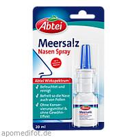 Abtei Meersalz Nasenspray standard, 20 ML, Omega Pharma Deutschland GmbH