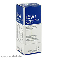LÖWE-Komplex Nr.8 Formica, 100 ML, Infirmarius GmbH