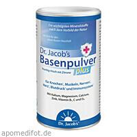 Basenpulver plus Dr.Jacob's, 300 G, Dr.Jacobs Medical GmbH