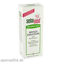 sebamed Trockene Haut Waschemulsion, 200 ML, Sebapharma GmbH & Co. KG