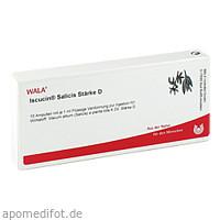ISCUCIN SALICIS STAERKE D, 10X1 ML, Wala Heilmittel GmbH