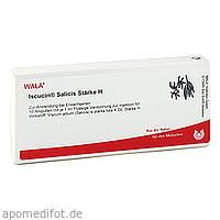 ISCUCIN SALICIS STAERKE H, 10X1 ML, Wala Heilmittel GmbH