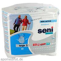 Seni Active-Pants Gr.L, 10 ST, Tzmo Deutschland GmbH