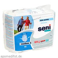 Seni Active-Pants Gr.M, 10 ST, Tzmo Deutschland GmbH