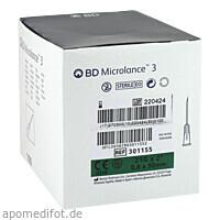 BD MICROLANCE 21G KAN 2, 100 ST, Becton Dickinson GmbH