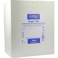 Set zur Reinigung und Fixierung v Sonden ster kl, 30 ST, Urgo GmbH