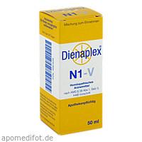 DIENAPLEX N1-V TROPFEN 50ml, 50 ML, Beate Diener Naturheilmittel E.K.