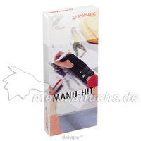 Manu-Hit R 07031 m haut Handgelenkbandage 18cm, 1 ST, Sporlastic GmbH