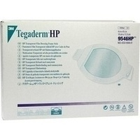 Tegaderm 3M Transparentverband oval 10.0x11.5cm, 50 ST, 3M Medica Zwnl.d.3M Deutschl. GmbH