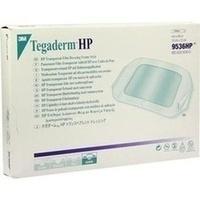 Tegaderm 3M Transparentverband 10.0x12.0cm, 50 ST, 3M Medica Zwnl.d.3M Deutschl. GmbH