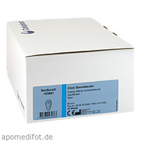 SenSura Click offen hautf. maxi 60 mm Rastring, 30 ST, Coloplast GmbH
