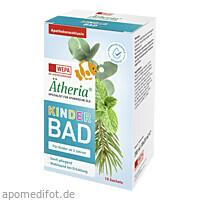 Ätheria Kinderbad, 10X20 ML, Wepa Apothekenbedarf GmbH & Co. KG