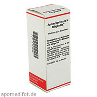 Apomorphinum N Oligoplex, 50 ML, Meda Pharma GmbH & Co. KG