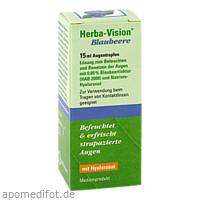Herba-Vision Blaubeere, 15 ML, Omnivision GmbH