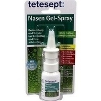 tetesept Nasen Gel-Spray, 20 ML, Merz Consumer Care GmbH