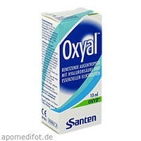 Oxyal benetzende Augentropfen, 10 ML, Dr. Winzer Pharma GmbH