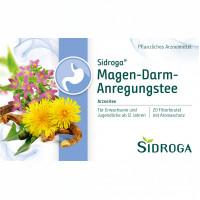 Sidroga Magen-Darm-Anregungstee, 20X2.0 G, Sidroga Gesellschaft Für Gesundheitsprodukte mbH